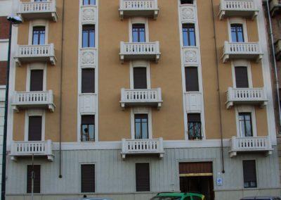 19 Torino - C. Re Umberto - C. Rosselli - ITALIA - Ristrutturazione e Frazionamento