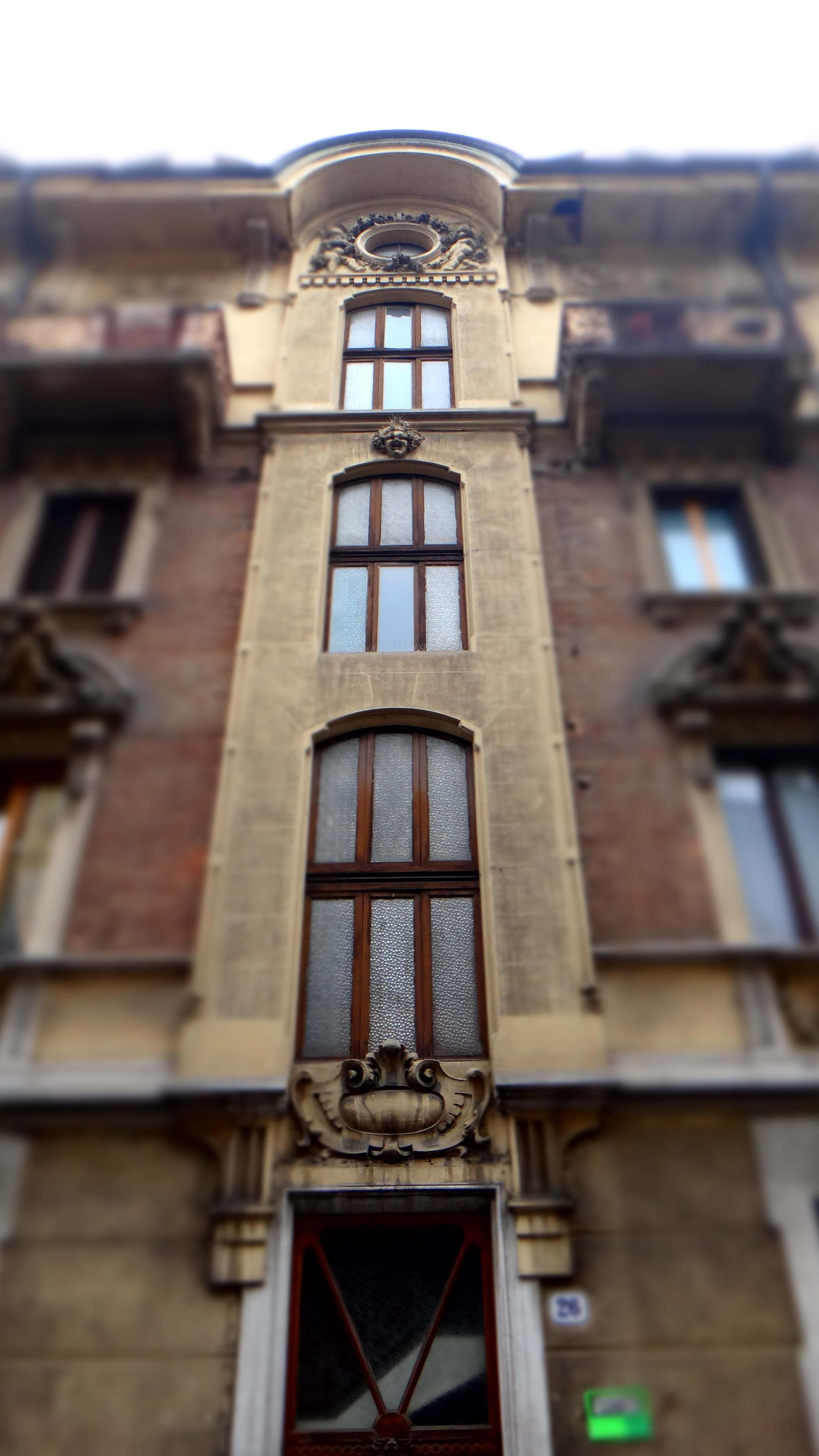 20 Torino - Via Monti 26 - ITALIA - Ristrutturazione e Frazionamento