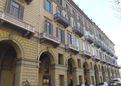 28 Torino - C. Vittorio Emanuele 61 - ITALIA - Ristrutturazione e Frazionamento