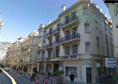 32 Pricipato di Monaco - Boulevard Des Moulins 16 - FRANCIA - Ristrutturazione e Frazionamento