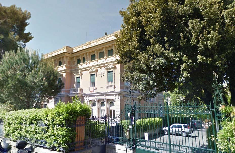 39 Genova - Via Villini di Sturla 83 - ITALIA - Ristrutturazione e Frazionamento